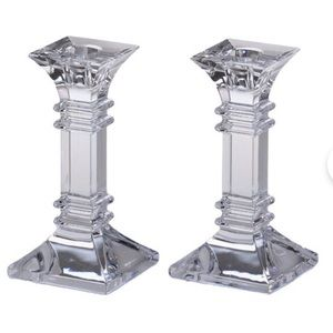 Treviso Crystal Candlestick - Waterford Crystal